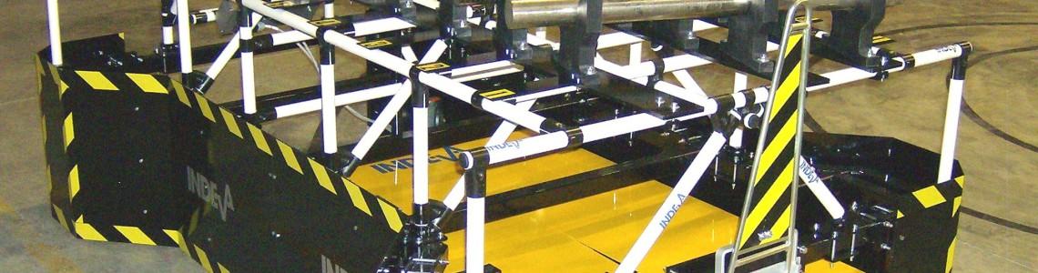 Modelarni vozički, modelarna delovna mesta